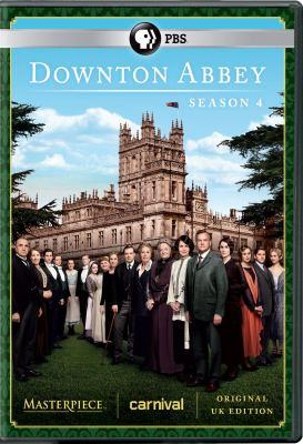Cover image for Downton Abbey. Season 4