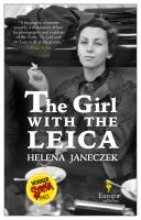 Cover image for The girl with the Leica