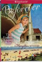 Cover image for The finders-keepers rule : a Maryellen mystery
