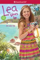 Cover image for Lea dives in