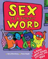 Cover image for Sex is a funny word