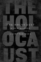 Cover image for The Holocaust : a new history