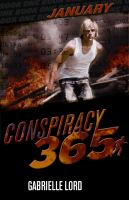Cover image for Conspiracy 365. January