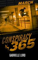 Cover image for Conspiracy 365. March