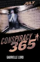 Cover image for Conspiracy 365. July