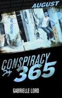 Cover image for Conspiracy 365. August