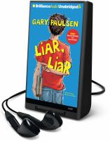 Cover image for Liar, liar