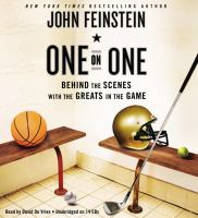 Cover image for One on one behind the scenes with the greats in the game