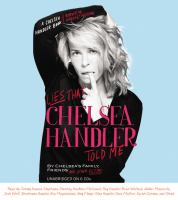 Cover image for Lies that Chelsea Handler told me
