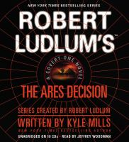 Cover image for Robert Ludlum's The Ares decision