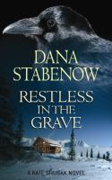 Cover image for Restless in the grave