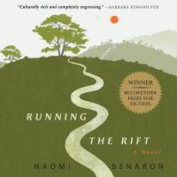 Cover image for Running the rift a novel