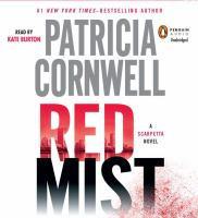 Cover image for Red mist
