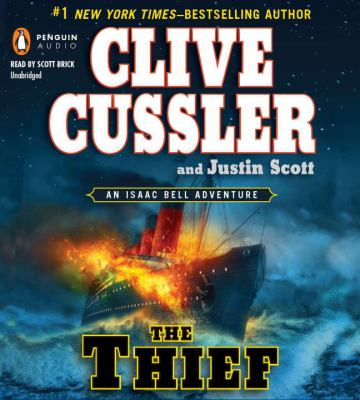 Cover image for The thief