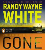 Cover image for Gone : a Hannah Smith novel