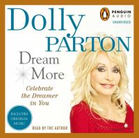 Cover image for Dream more : celebrate the dreamer in you