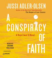 Cover image for A conspiracy of faith
