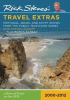 Cover image for Rick Steves' travel extras
