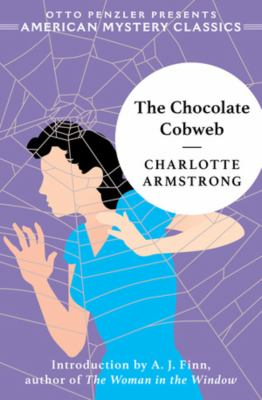 Cover image for The chocolate cobweb