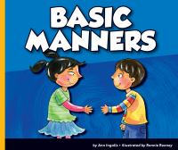 Cover image for Basic manners
