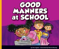 Cover image for Good manners at school