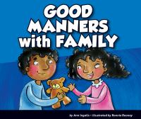 Cover image for Good manners with family