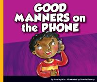 Cover image for Good manners on the phone