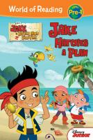 Cover image for Jake hatches a plan