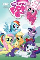Cover image for My little pony, friendship is magic. Volume 5