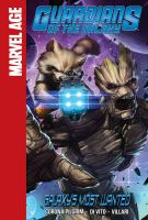 Cover image for Galaxy's most wanted