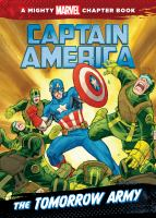 Cover image for The tomorrow army : starring Captain America