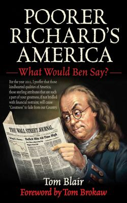 Cover image for Poorer Richard's America : what would Ben say?
