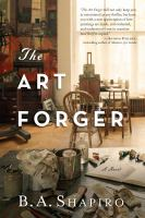 Cover image for The art forger : a novel