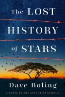Cover image for The lost history of stars : a novel