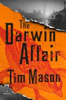 Cover image for The Darwin affair : a novel