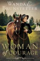 Cover image for Woman of courage
