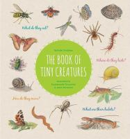 Cover image for The book of tiny creatures