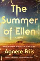 Cover image for The summer of Ellen : a novel