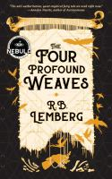 Cover image for The four profound weaves