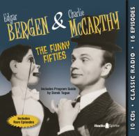 Cover image for The funny fifties