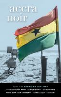 Cover image for Accra noir