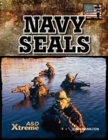 Cover image for United States Navy SEALs