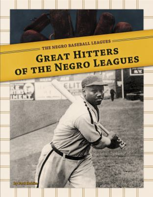 Cover image for Great hitters of the Negro leagues