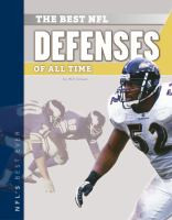 Cover image for The best NFL defenses of all time