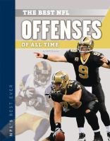 Cover image for The best NFL offenses of all time