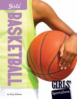 Cover image for Girls' basketball