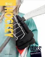 Cover image for Girls' hockey
