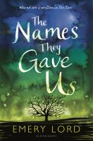Cover image for The names they gave us