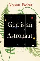 Cover image for God is an astronaut : a novel