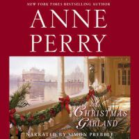 Cover image for A Christmas garland
